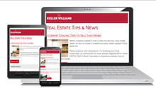 real estate email newsletters